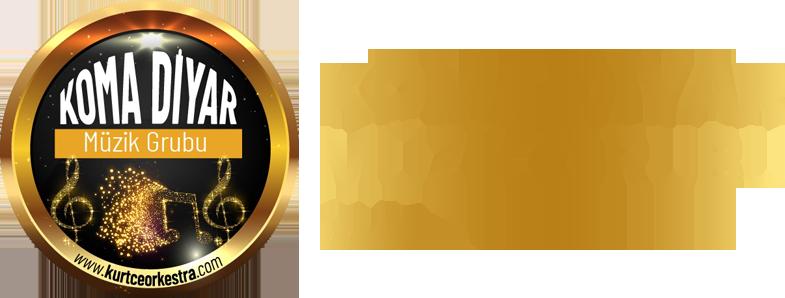 Kürtçe Orkestra İzmir Koma Diyar Müzik Grubu ile Düğün, Nişan, Kına Hizmeti